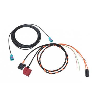 Set cavi ricezione TV - Audi A8 4H