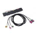 TV antenna module - Retrofit kit - Audi A8 4E