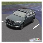 Audi Side Assist - Retrofit - Audi Q7 4L