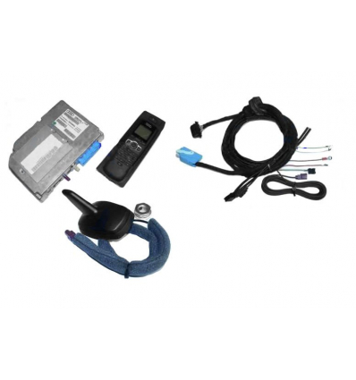 Telefono veicolare Motorola MMI 2G - Retrofit kit - Audi Q7 4L