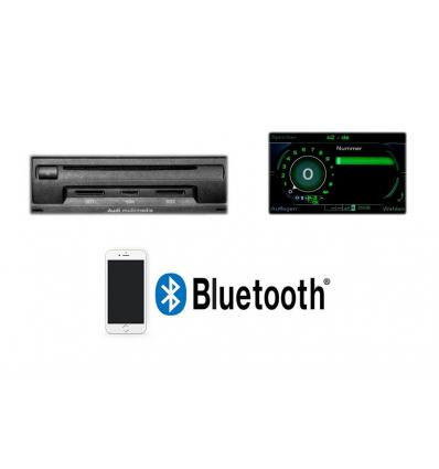 Vivavoce Bluetooth MMI 3G, incl. predisp. basetta - Retrofit kit - Audi A4 8K, A5 8T