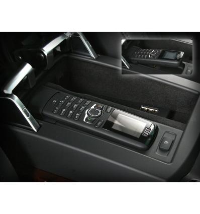 Telefono veicolare SAP con display a colori - Retrofit kit - Audi A6 4G, A7 4G