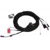 Set cavi vivavoce Bluetooth, incl. predisp. basetta - Audi A3 8P