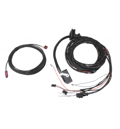 Set cavi vivavoce Bluetooth Radio Concert3 Symphony3, incl. predisp. basetta - Audi A4 8K, A5 8T, Q5 8R