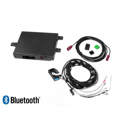Vivavoce Bluetooth Premium rSAP - Retrofit kit - VW Passat B7