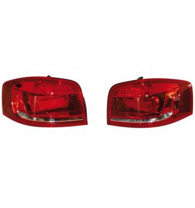 Fari LED posteriori Facelift - Retrofit kit - Audi A3 8P