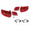 Fari LED posteriori Facelift - Retrofit kit - Audi A3 8PA Sportback