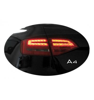 Fari LED posteriori - Retrofit kit - Audi A4 8K Avant
