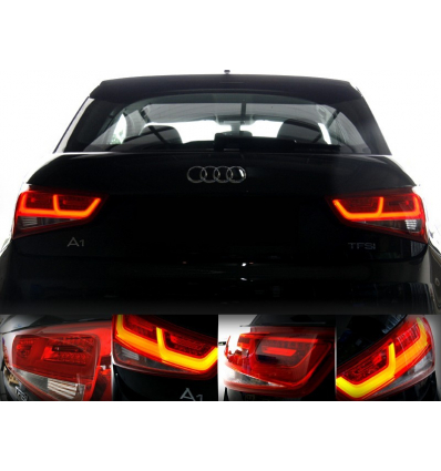 Fari LED posteriori - Retrofit kit - Audi A1 8X