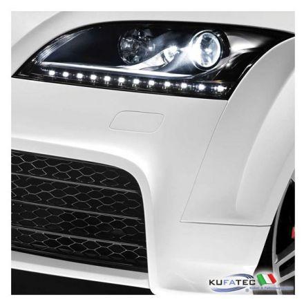 Audi TTS - Bi Xenon Headlights LED - Upgrade - Audi TT 8J