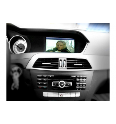 Video in Motion - Mercedes Comand APS NTG 4.5
