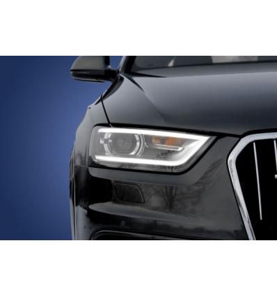 Fari Bi-Xenon con luce diurna LED - Retrofit kit - Audi Q3 8U con sospensioni elettroniche