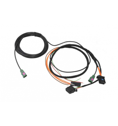 Set cavi DVD Changer - Volkswagen Touareg 7P