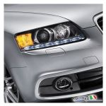 Bi-Xenon/LED Headlights con AFS, incl. aLWR - Retrofit - Audi A6 4F