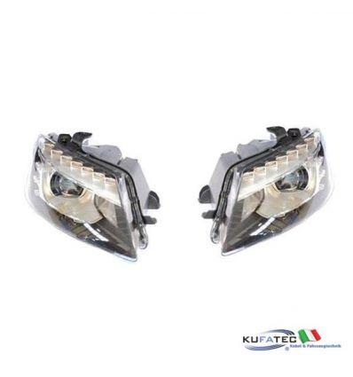 Bi-Xenon/LED Headlights my 2010 - Upgrade - Audi Q7 4L RHD