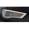 Fari Bi-Xenon con luce diurna LED - Retrofit kit - Audi A3 8V (pre-facelift)