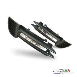 Daytime Running Lights LED - Audi A3 8P (8PA) - XEN - Chrome DRL