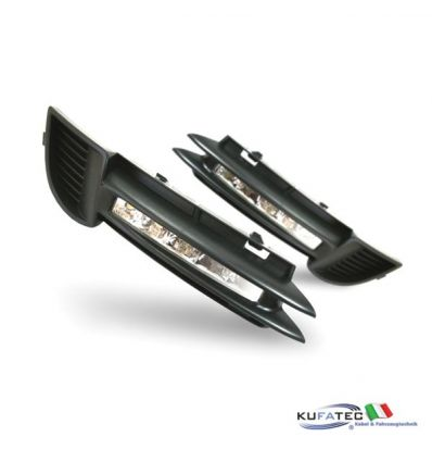 Daytime Running Lights LED - Audi A3 8P (8PA) - XEN - Chrome DRL