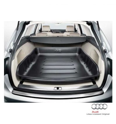 Tappetino bagagliaio antiscivolo - Audi A6 4F Avant