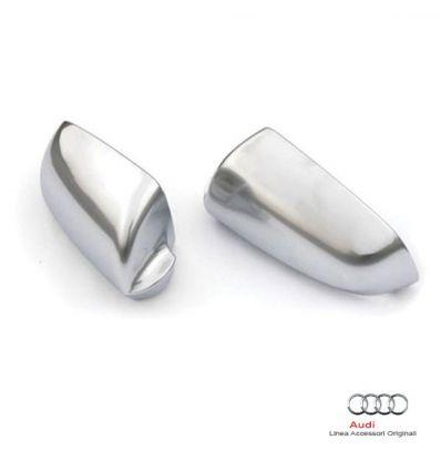 Rivestimento guscio specchio Alluminio - Audi A3 8P A4 8E A6 4F