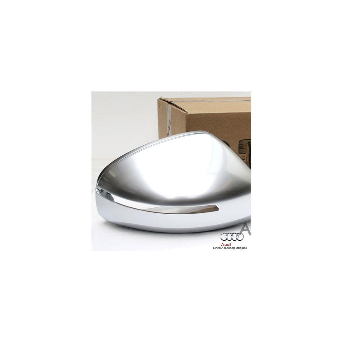 Rivestimento guscio specchio alluminio audi tt 8j r8 42 - Alluminio lucidato a specchio ...