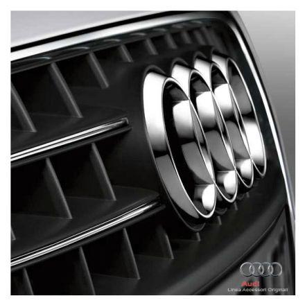 Modanatura cromata per calandra - Audi A5 8T