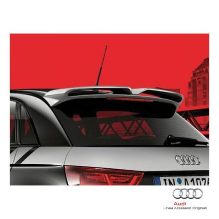 Spoiler bordo tetto Competition Kit - Audi A1 8X Sportback