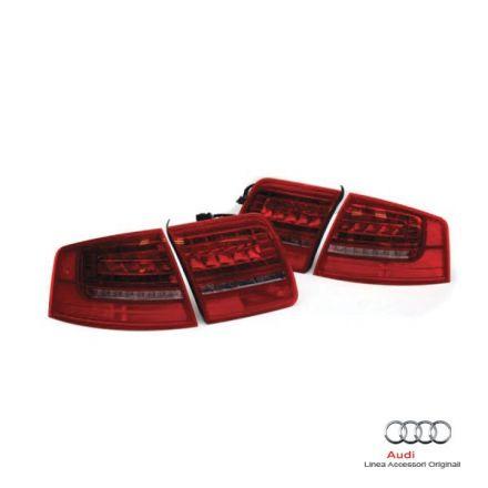 Kit postmontaggio fari LED posteriori Audi A8 4E