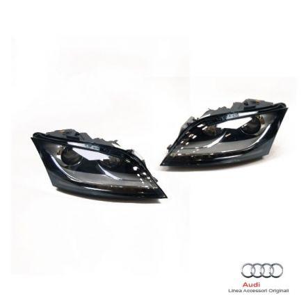 Audi TT -- TTS Kit luci Anteriori Bi Xenon con luce diurna LED, solo in combinazione con Bi Xenon (no halogen - si AFS)