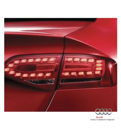 Kit postmontaggio fari LED posteriori - Audi A4 8K Berlina