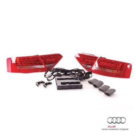 Kit postmontaggio fari LED posteriori - Audi A5 8T Coupe'