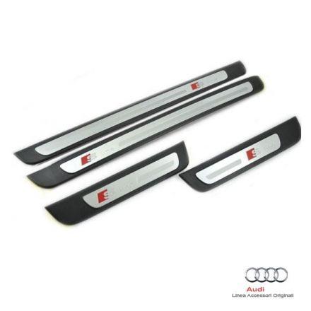 Set battitacco S-Line - Audi A4 8K