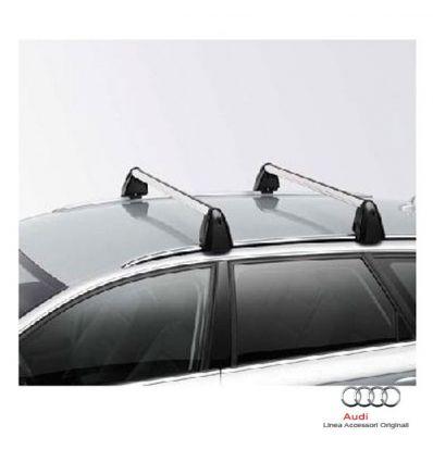 Barre portacarico cromate - Audi A6 4F Avant