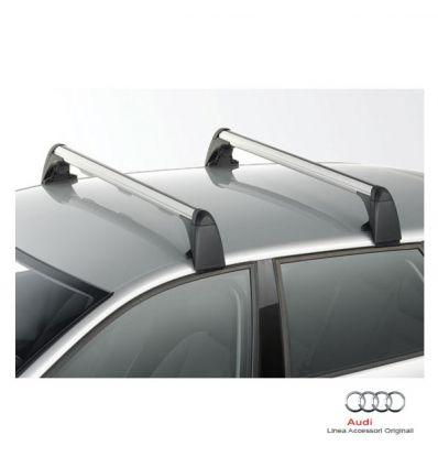 Barre portacarico - Audi A3 8P Sportback senza mancorrenti