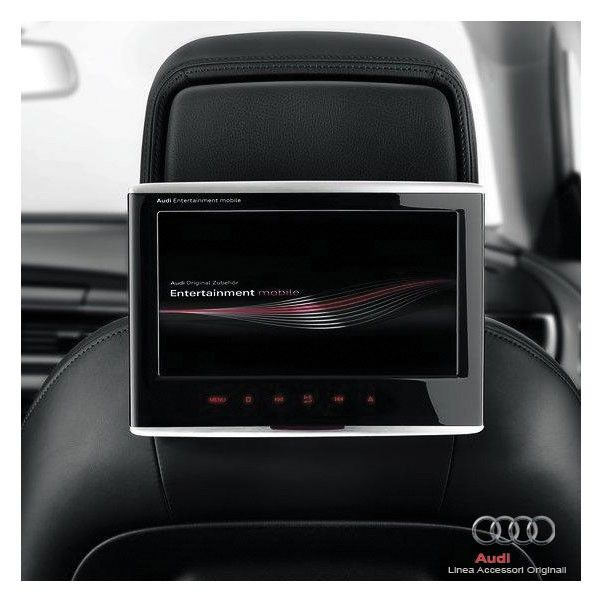 audi entertainment mobile lettore singolo navistore. Black Bedroom Furniture Sets. Home Design Ideas