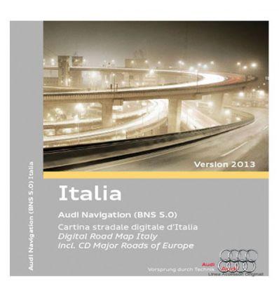 Cartografia CD Italia 2013 - Audi BNS 5.0