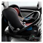 Seggiolino Audi baby seat - Rosso Misano/nero (Da 0 a 15 mesi o da 0 a 13 kg circa)