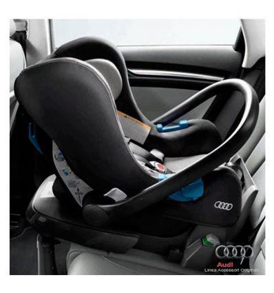 Seggiolino Audi baby seat - Grigio Titanio/nero (Da 0 a 15 mesi o da 0 a 13 kg circa)