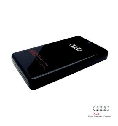 "250 GB External USB Hard Drive ""100 years of Audi"""