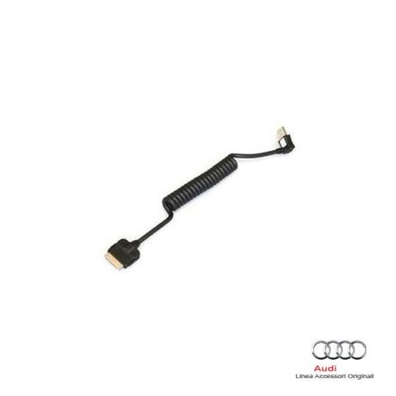 Adattatore USB per la ricarica del telefono cellulare (Apple 30 pin)