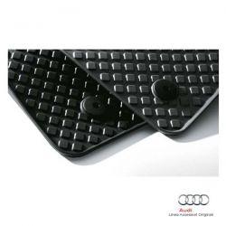 Tappetino anteriore in gomma nera - Audi A6 4F