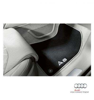 Tappetini premium Audi A8 - anteriori
