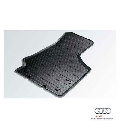Tappetino anteriore in gomma nera - Audi TT
