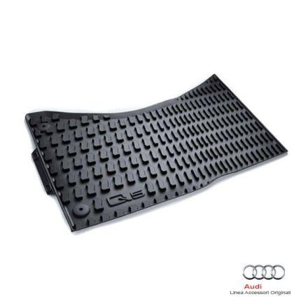 Tappetino anteriore in gomma nera - Audi Q5 8R