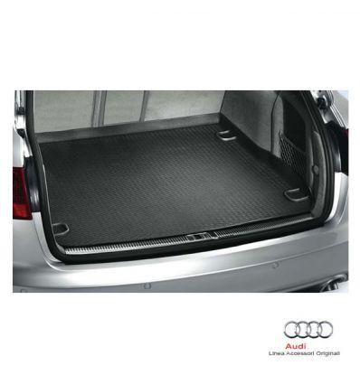 Tappetino bagagliaio antiscivolo - Audi A6 4F Berlina con divano ribaltabile