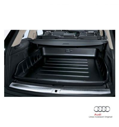 Vasca protettiva bagagliaio - Audi Q7 4L versione 5 posti