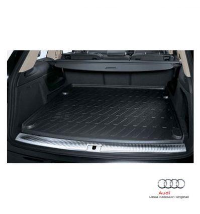 Tappetino bagagliaio antiscivolo - Audi Q7 4L versione 7 posti