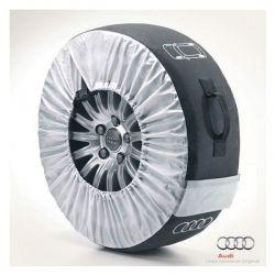 Set 4x custodia protettiva ruote - Audi - Formato L