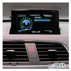 Bluetooth Handsfree - Upgrade - Audi Q3 8U