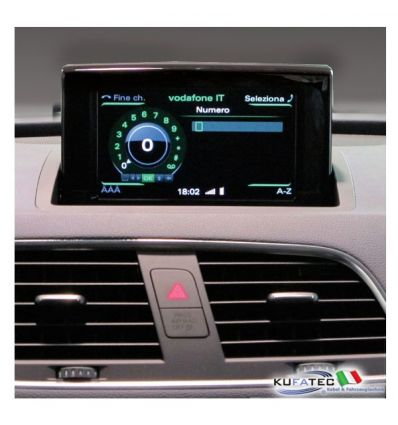 Bluetooth Handsfree - Upgrade - Audi Q3 8U